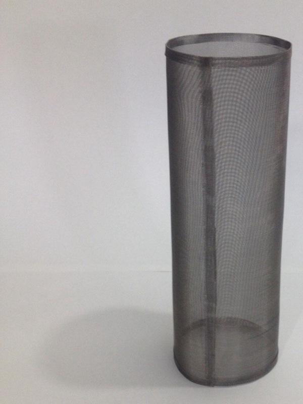 Tela para filtro