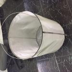 Filtro cesto para cerveja artesanal