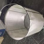 Elemento filtrante tipo cesto